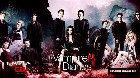 TVD Season4 EXCLUSIVE Wallpapersby DaVe!!! - The Vampire