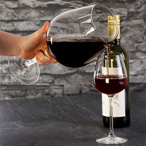Giant Wine Glass Decanter 66