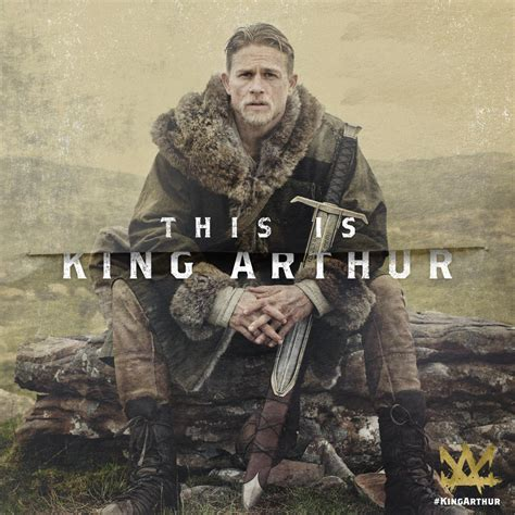 Charlie Hunnam Can't Fight His Destiny In New TV Spots & A
