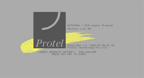 Creating A PCB In Everything: Protel Autotrax | Hackaday