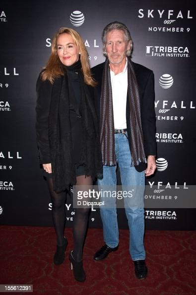 Roger Waters and wife Laurie Waters attend the Tribeca