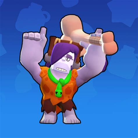 [Concept Idea] When someone is hit by Caveman Frank's