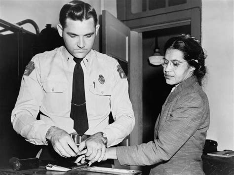 Rosa Parks, the Montgomery Bus Boycott, and the Birth of