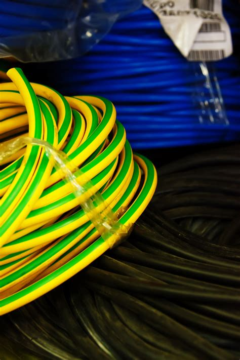Electrical Cables Free Stock Photo - Public Domain Pictures