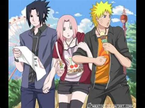 Naruto Team 7 Get Up - YouTube