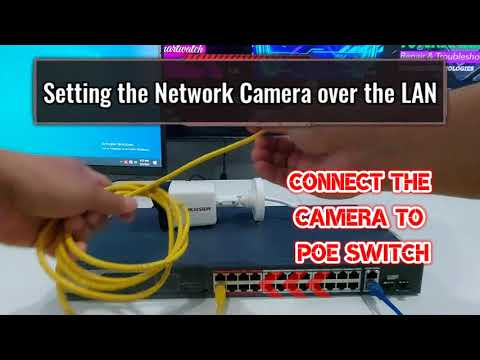 Connecting a Hikvision or Onvif IP Camera to a Dahua NVR