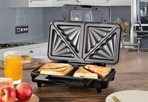Best 3 In 1 Sandwich Toaster UK - Top 10 For Cheese Toasties