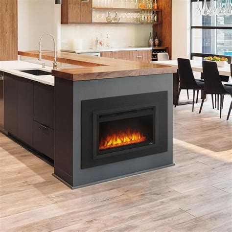 Napoleon Cinema 24-inch Electric Fireplace Insert - With