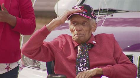 One of last living Tuskegee Airmen celebrates 102nd