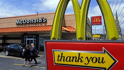 McDonalds outlines changes to reopen its dine-in areas