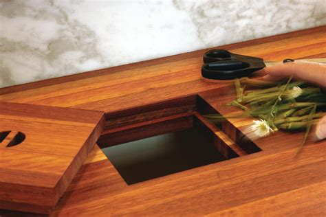 Trash Stash: Two Clever Solutions for Kitchen Garbage