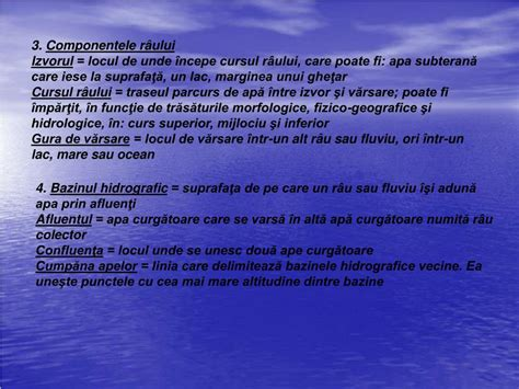 PPT - APELE CONTINENTALE PowerPoint Presentation - ID:6570802