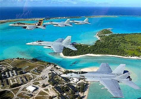 Where Is Wake Island, And Who Owns It? - WorldAtlas