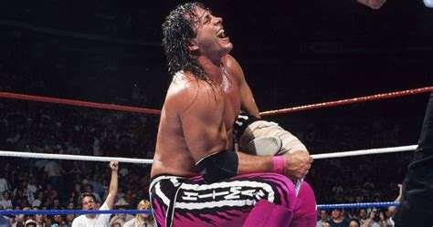 Bret Hart: 10 Wrestlers You Forgot Hold Victories Over The