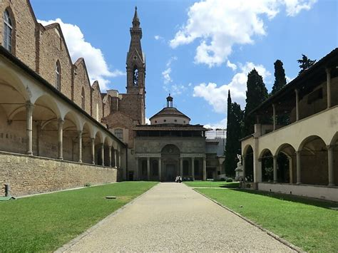 Pazzi Chapel in Florence, Italy   Sygic Travel
