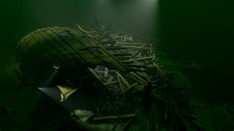16th-Century Shipwreck Brought to Life in 3D Reconstruction