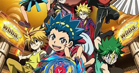 Beyblade Burst Evolution to Premiere in Canada This Fall