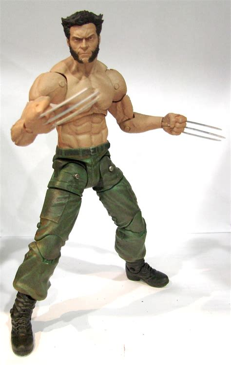 The Wolverine Marvel Select and Minimates Announced - The