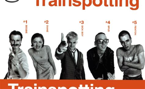 Books going Motion Pictures: Trainspotting