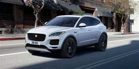 2020 Jaguar E-Pace Review, Pricing, and Specs