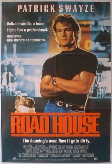 Road House Movie Poster (#1 of 2) - IMP Awards