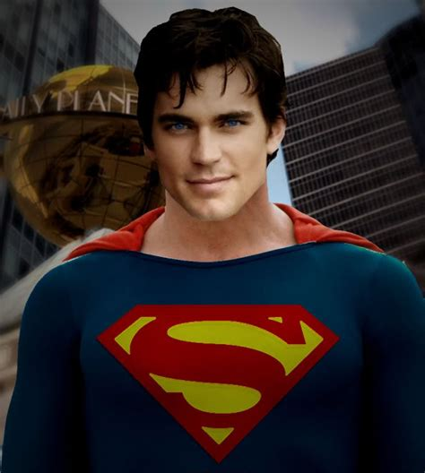 Matt Bomer Lost Out 'Superman' Role Because He's Gay