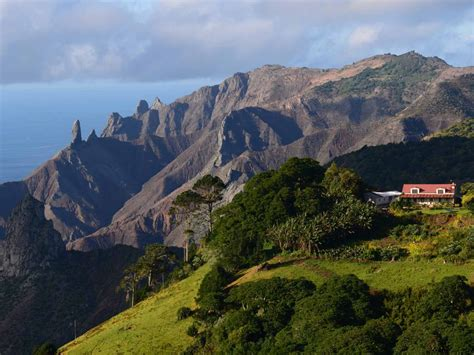 St Helena: Will a new airport spoil its wild and rugged
