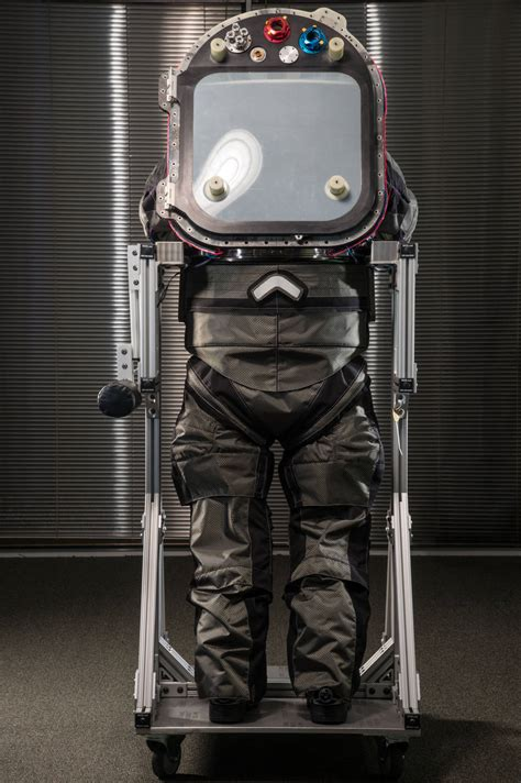 NASA's Released a Prototype of The Spacesuit Astronauts