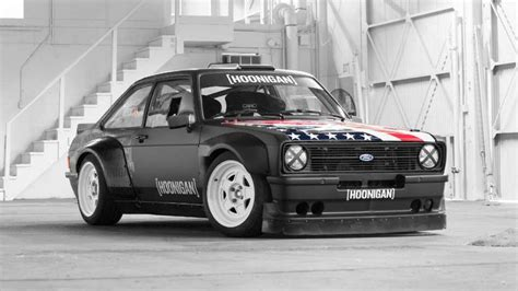 Video: this is Ken Block's 333bhp MkII Ford Escort, and we