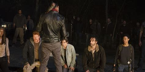 Does The Walking Dead Cast Even Know Who Negan Killed